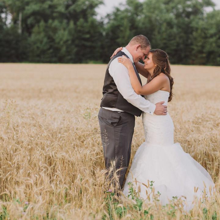 Aaron & Leanne Married! Stoney Creek, Ontario Wedding Photography