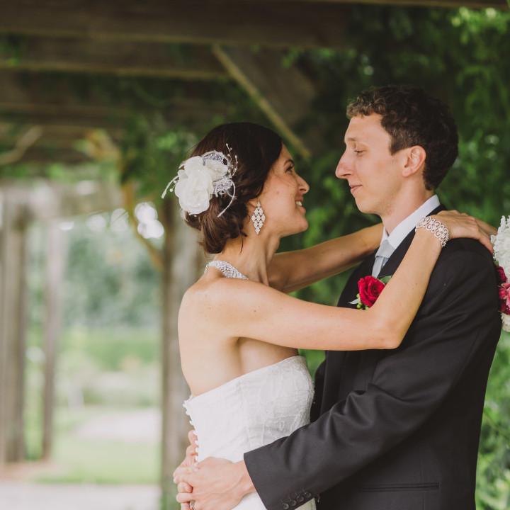 Mark & Tanya Married! Royal Botanical Gardens, Burlington Ontario Wedding Photography