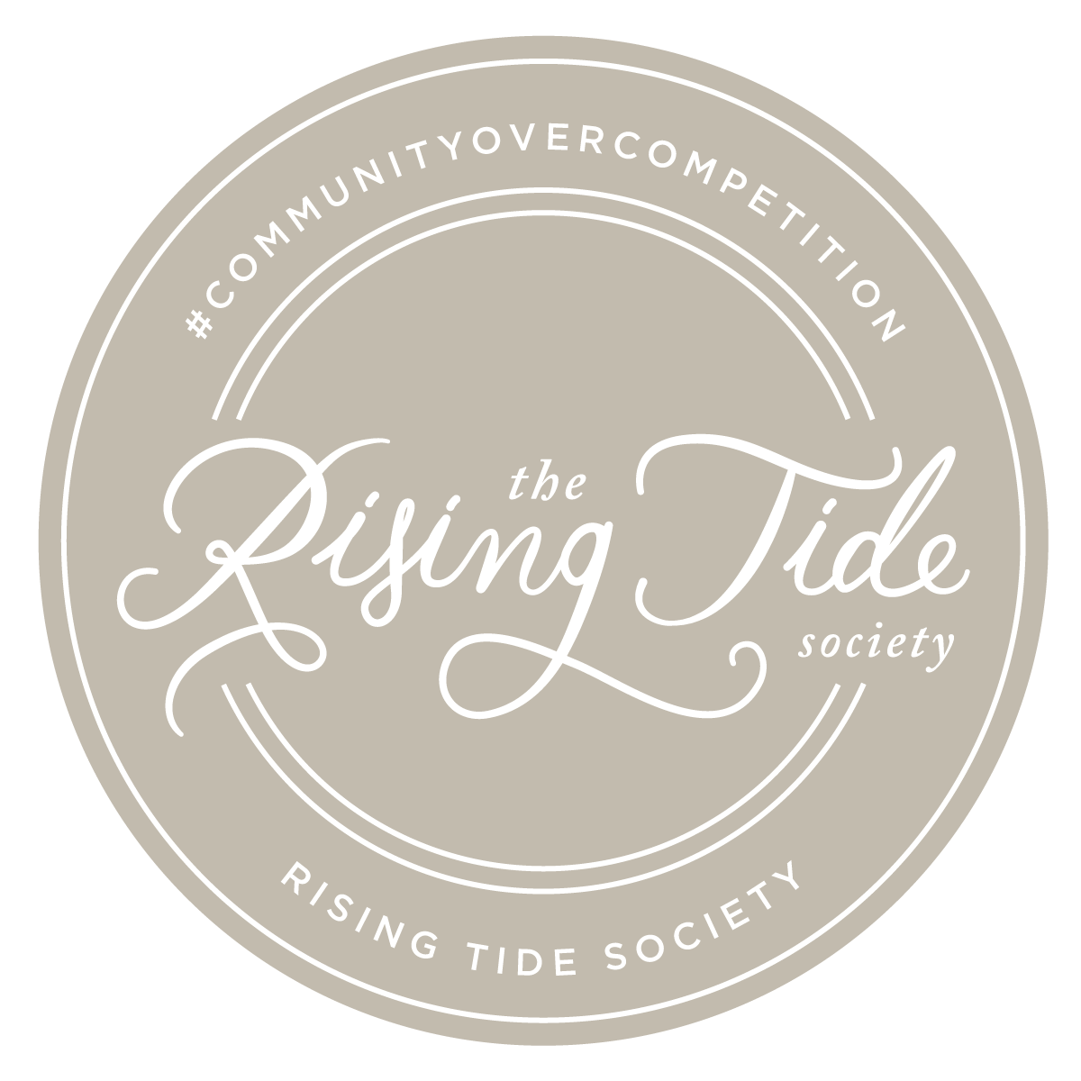 member of The Rising Tide Society