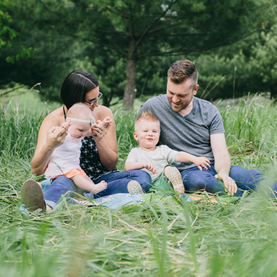 Fusilier Family | Hamilton Ontario Family Photography