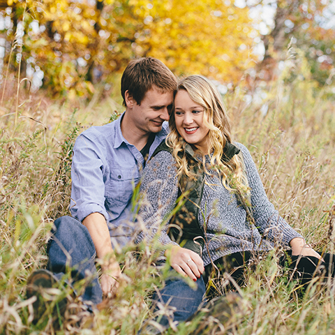 Dirk & Sharon Engaged! Burlington Ontario Fall Engagement Photography