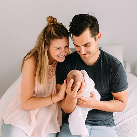 Rienas Family | Lifestyle Newborn, Hamilton Ontario