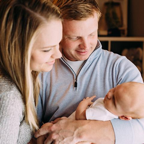 Robertson Family | Lifestyle Newborn, Komoka Ontario